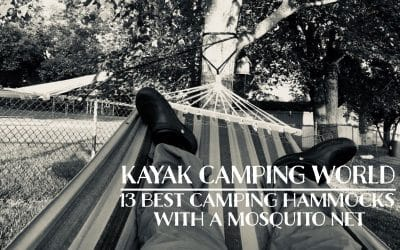 13 best camping hammock with mosquito net
