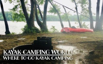 Where to go kayak camping
